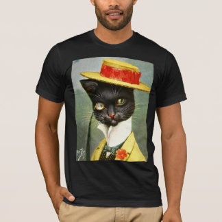 Arthur Thiele - Mr. Cat T-Shirt