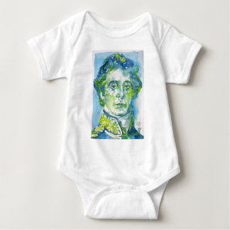 arthur wellesley ,1st duke of wellington baby bodysuit