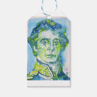 arthur wellesley ,1st duke of wellington gift tags