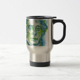 arthur wellesley ,1st duke of wellington travel mug