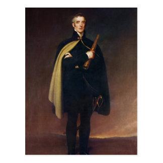 Arthur Wellesley  Duke of Wellington Postcard