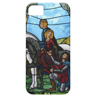 Arthurian Window Case For The iPhone 5