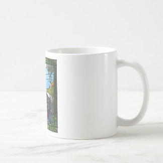 Arthurian Window Coffee Mug