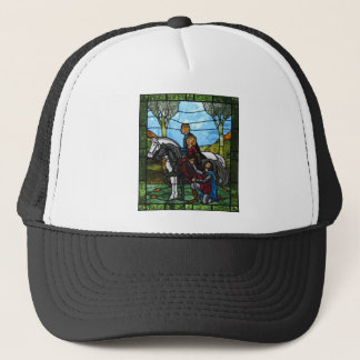 Arthurian Window Trucker Hat