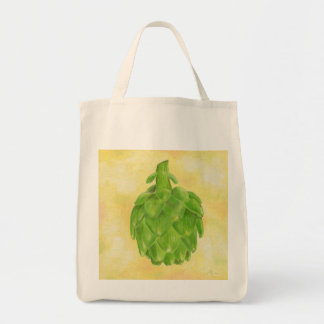 Artichoke grocery bag
