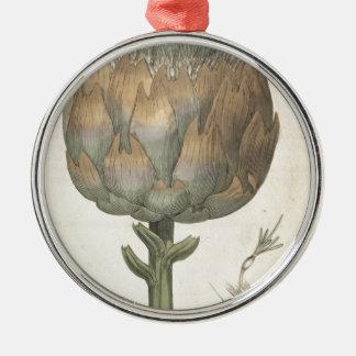 Artichoke Metal Ornament