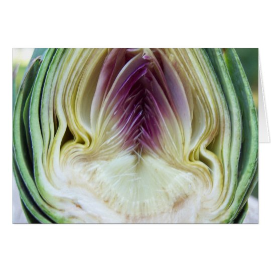 Artichoke Note Cards