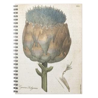 Artichoke Notebook