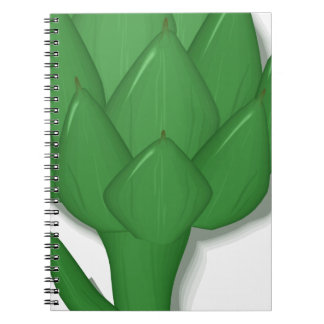 Artichoke Notebook