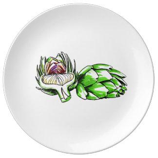 Artichoke Plate