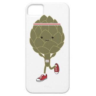 Artichoke Runner iPhone 5 Case