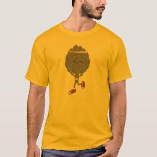 Artichoke Runner T-Shirt