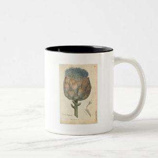 Artichoke Two-Tone Coffee Mug
