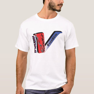Article 5-Red,White,Blue T-Shirt