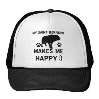 Articles de cadeau de St Bernard Casquette