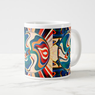 Articulated Sphere Large Coffee Mug