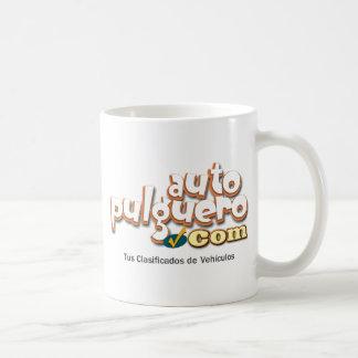 Articulos de diversion classic white coffee mug