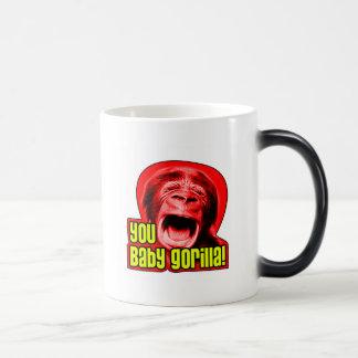 Artie Lange is a Baby Gorilla Coffe Mug