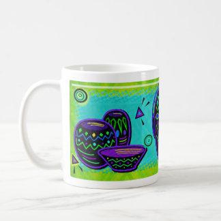 Artifact African Pop Art Classic White Coffee Mug