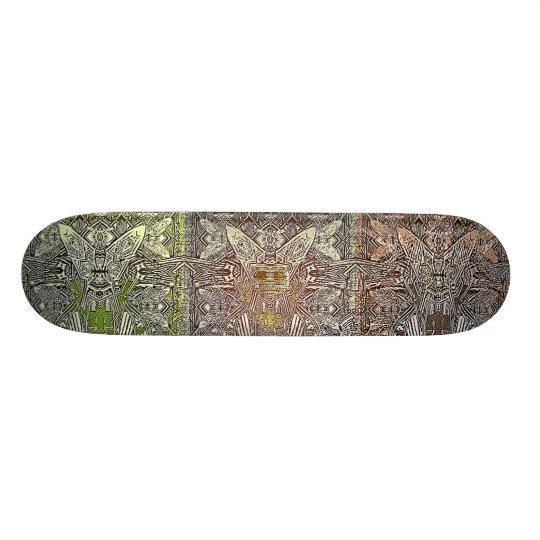 artifacts - 3 wise men test deck skateboards