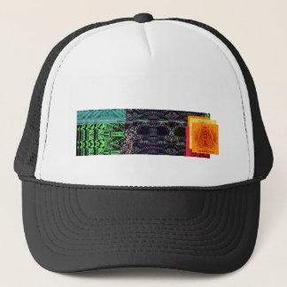 artifacts banner concept trucker hat