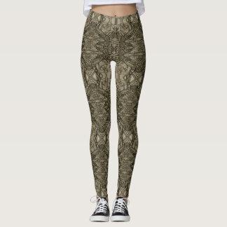 artifacts - bio-mech-a'l-ish leggings