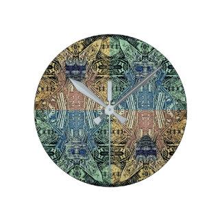 artifacts clock test 1