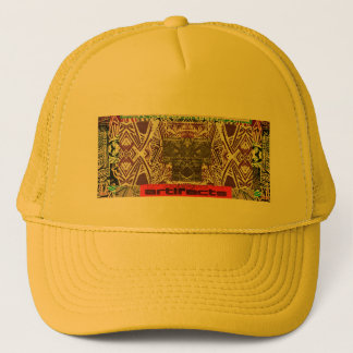 artifacts obey my dog vers 3 trucker hat