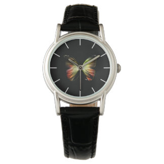 Artificial Butterfly Classic Watch