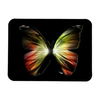 Artificial Butterfly Flexi Magnet
