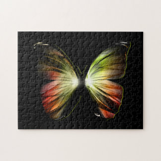 Artificial Butterfly Puzzle