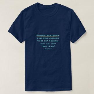Artificial Intelligence - A MisterP Shirt