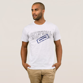 Artificial Intelligence Turing certified T-Shirt
