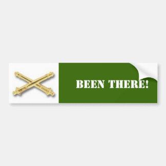 artillery, BEEN THERE! Bumper Sticker