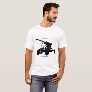 artillery connecting people T-Shirt
