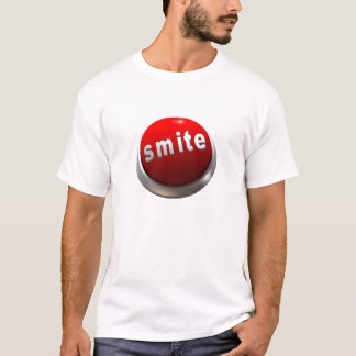Artillery Smite Button 2 T-Shirt