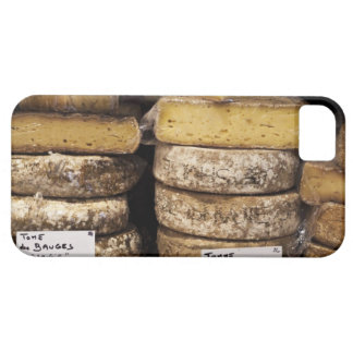 artisan regional french cheeses iPhone 5 case