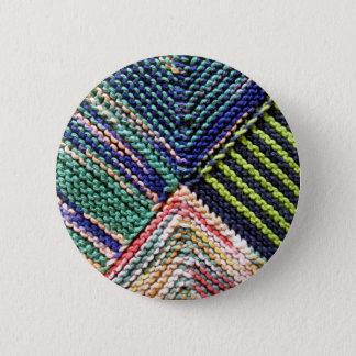Artisanware Knit 2 Inch Round Button