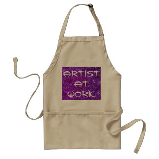 Artist At Work Apron 8 Painting Creating Art Craft