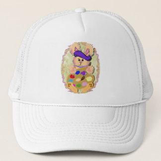 Artist Bunny Trucker Hat