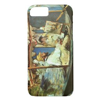 Artist Claude Monet 1874 iPhone 7 Case