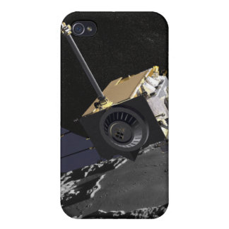 Artist Concept of the Lunar Reconnaissance Orbi iPhone 4/4S Case