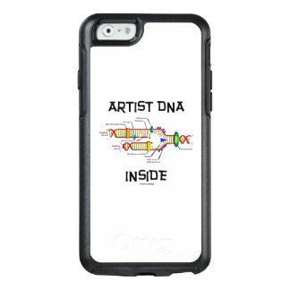 Artist DNA Inside Genes Genetics DNA Replication OtterBox iPhone 6/6s Case