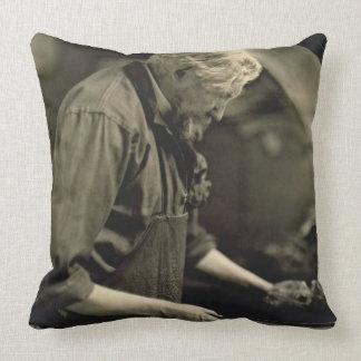 Artist Joseph Pennell 1922 Throw Pillow