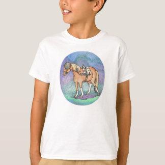 Artist Pony Kids T-shirt