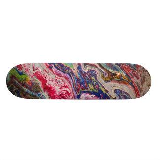 Artist Skateboard