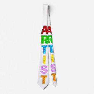 Artist Tie
