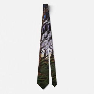 Artist Woodsy Tie