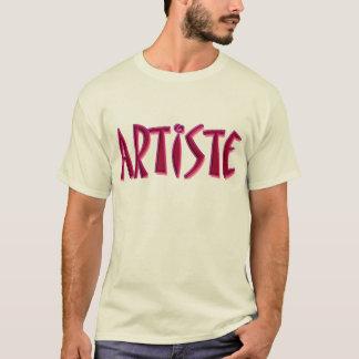 Artiste Men's T-Shirt