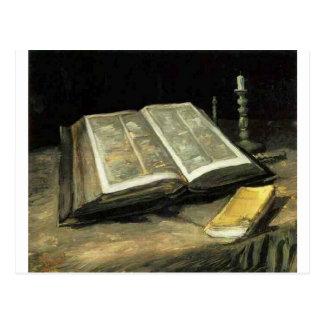 Artiste vintage d'art de peinture de Van Gogh viei Cartes Postales